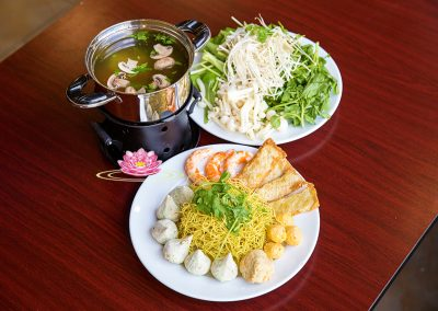H02. Mixed vegetables hotpot